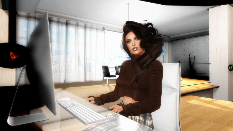 How to write a review of an art exhibition in Second Life®
