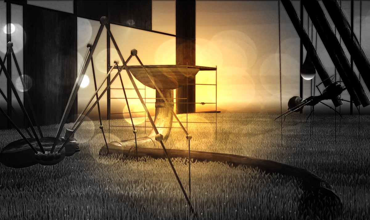 Rusted Farm by Terry Gold in Second Life