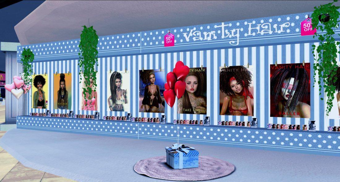 SL 16B Second Life Birthday