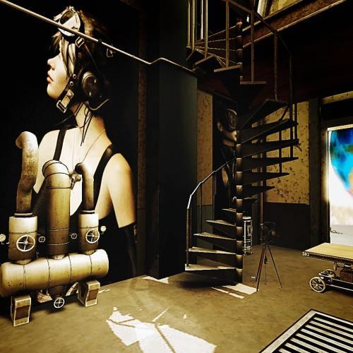 Second Life Leonardo 500 Astral Dreams Project