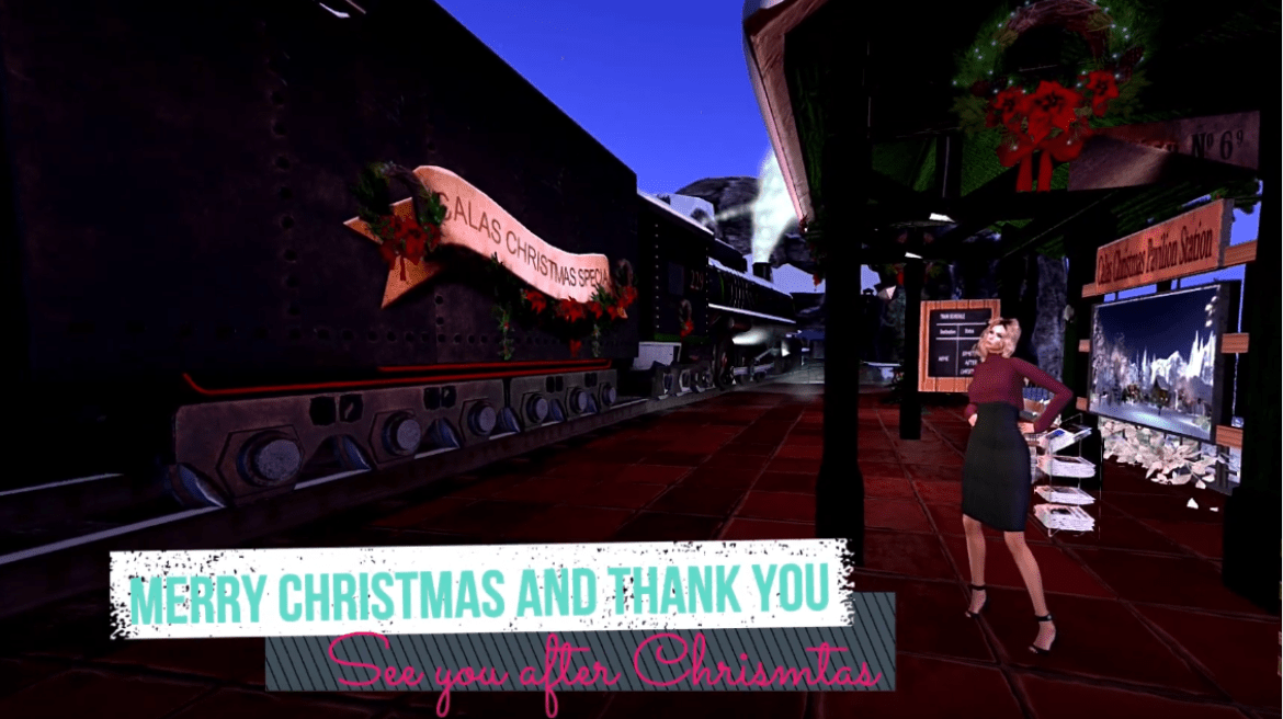Merry Christmas and Thank You!