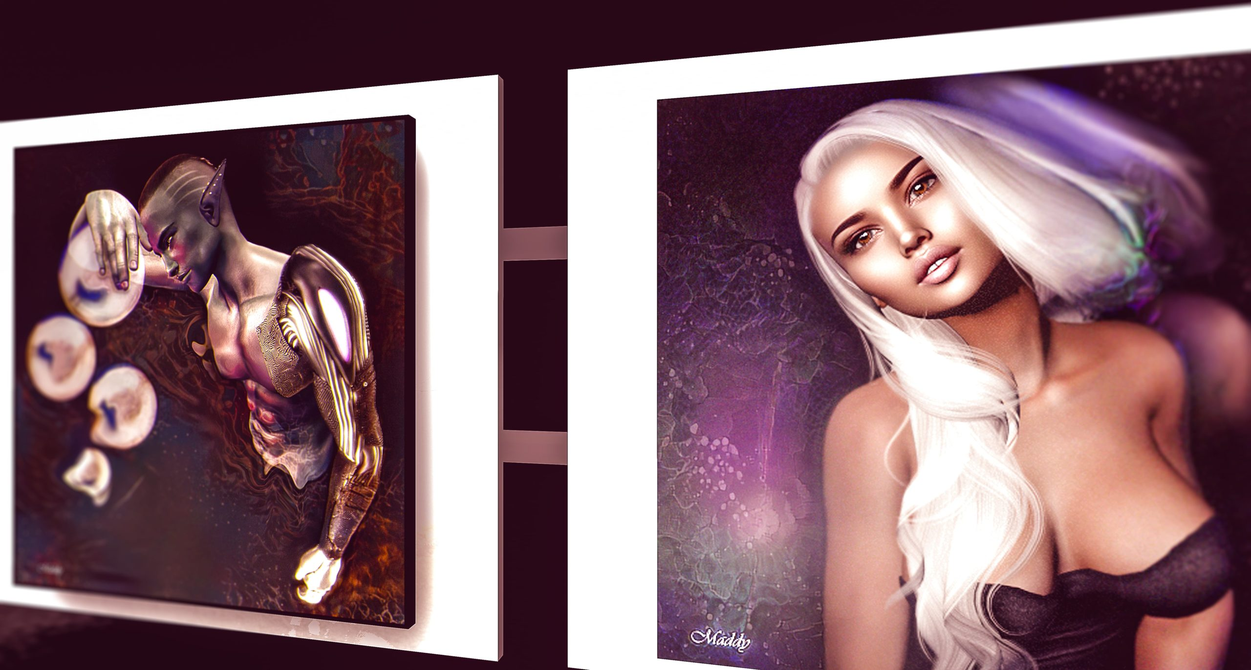 """""""Mix Emotional Mixture"""" by Maddy Schmidtzau in Second Life"""