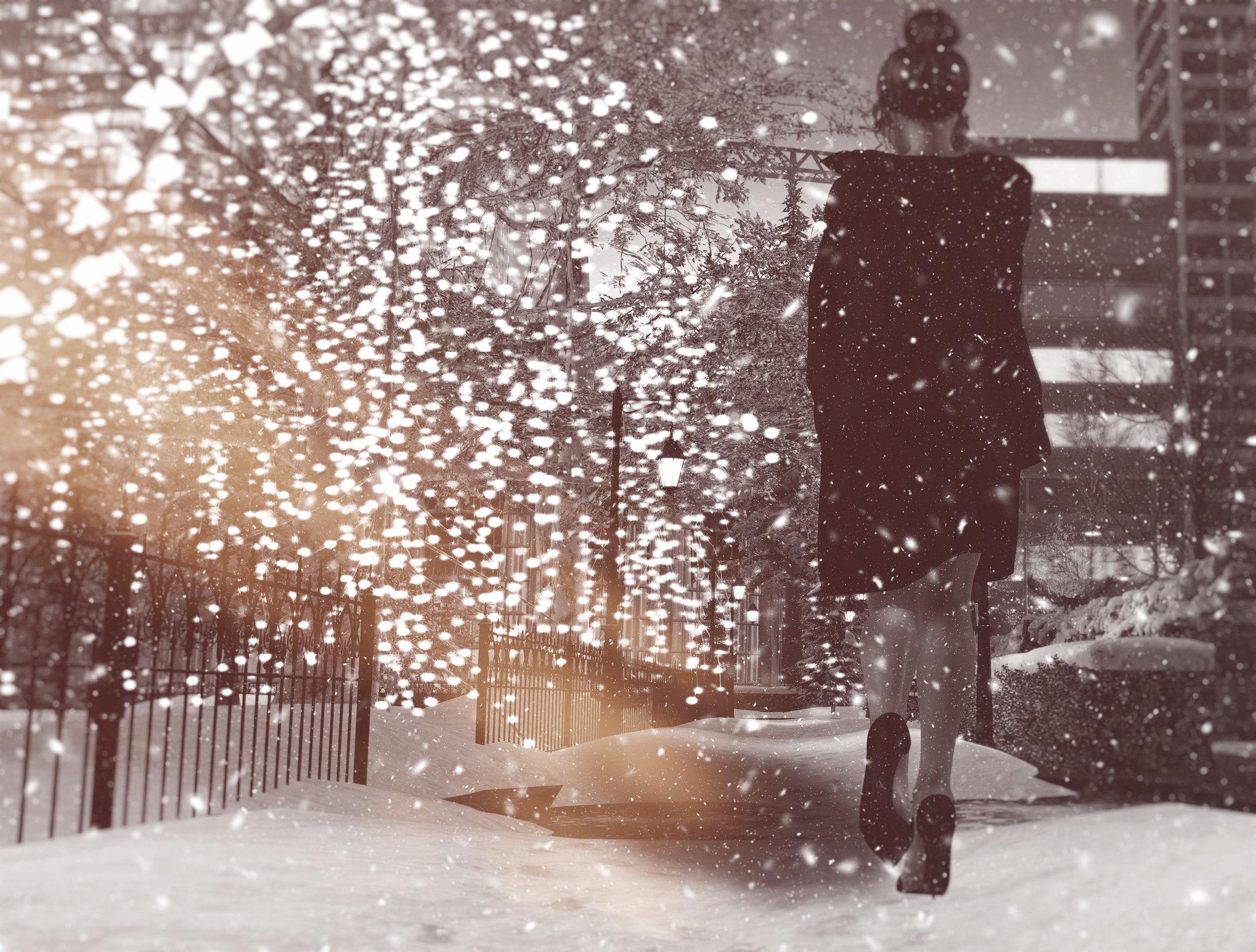 Cajsa's SL Flickr Pick: The Song-Inspired Screenshots of Cecilia Nansen