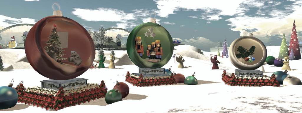 RFL Christmas Expo 2019 in Second Life