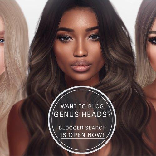 Genus Blogger Application Open!