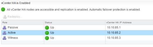 vcsa65_ha20如何配置VMware VCSA 6.5 HA