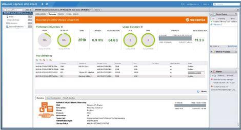 Nexenta Connect for VMware Virtual SAN