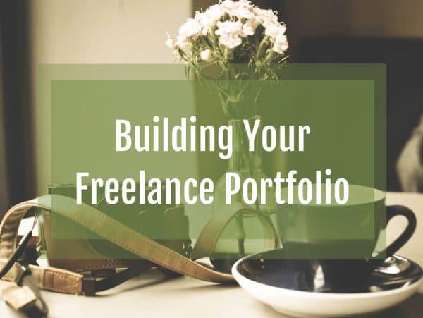 Building Your Freelance Portfolio
