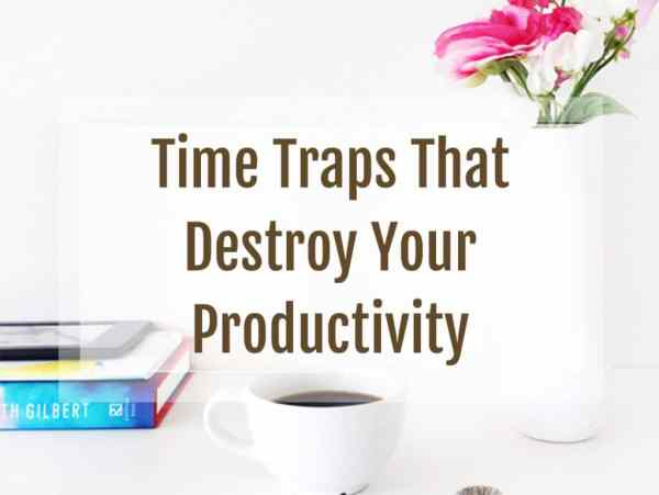 time traps, time management, save time, VA, virtual assistant, entrepreneur, outsourcing