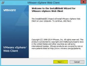14 Web Client Setup