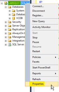 5 SQL Properties