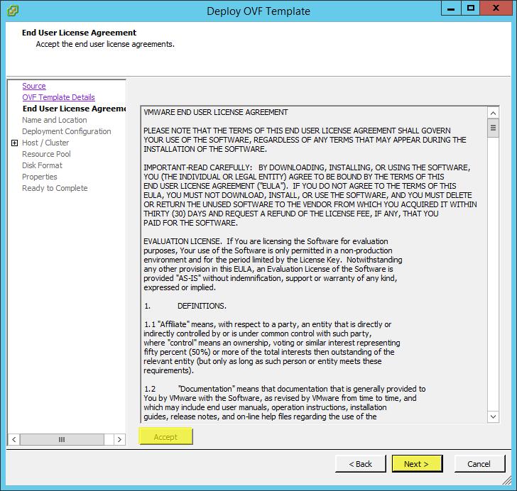 5 OVF deployment EULA - VirtuallyBoring
