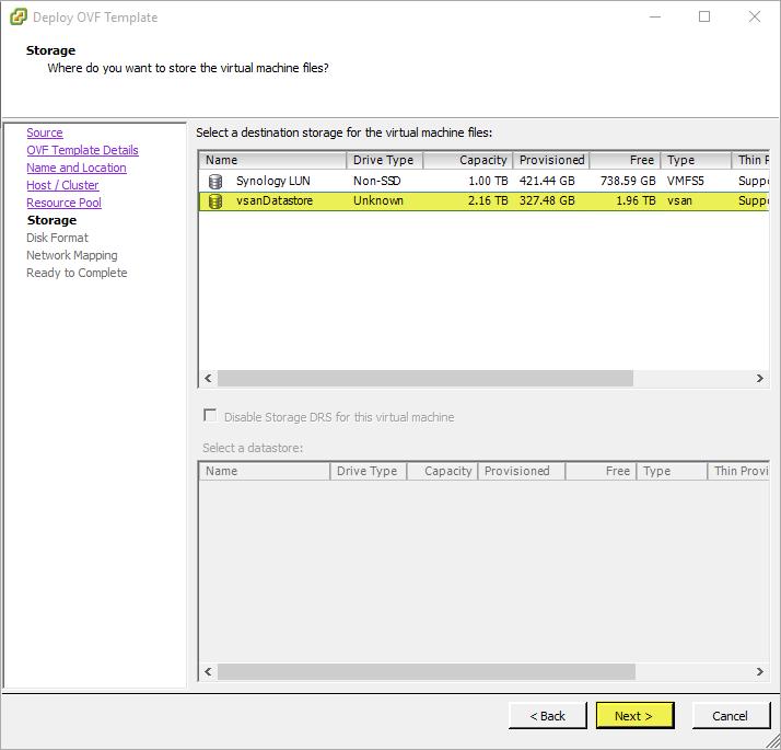 6 IO Analyzer - Pick Storage