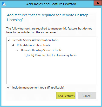 8-2 License Server - Confirm Selection