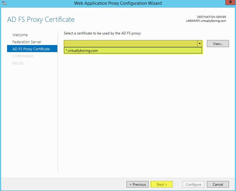 บริการตั้งค่า Window Server Configuration: 2016