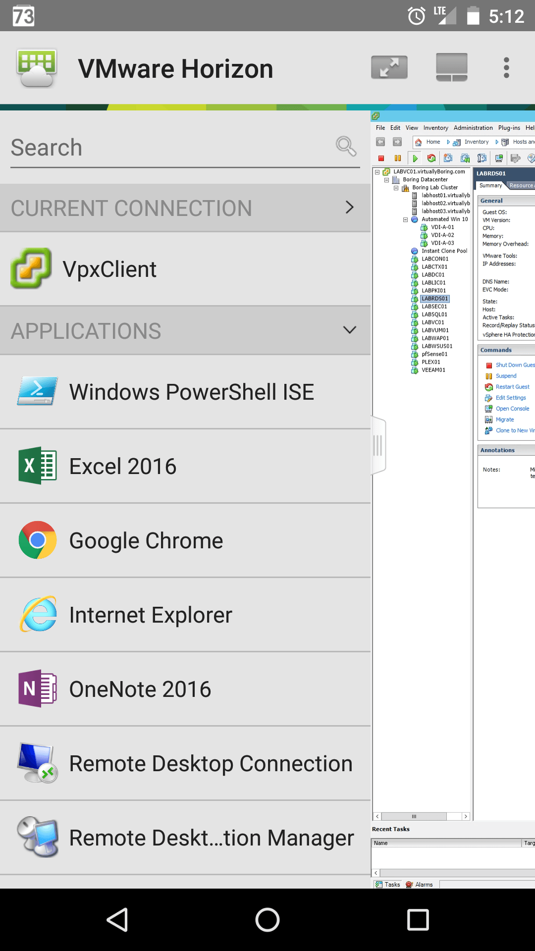 Vmware horizon view 7 setup remote access through security server horizon view 7 android client 1betcityfo Images