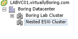 PS Add Hosts to vCenter 1 - Empty Cluster