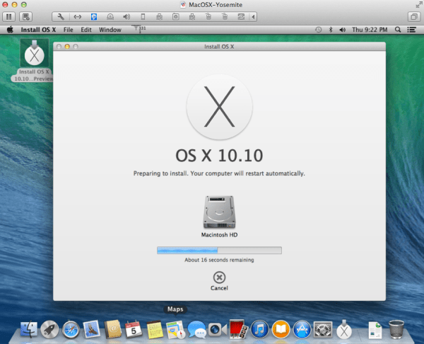 Want to test drive Apple OSX 10.10 Yosemite? Try it on ...