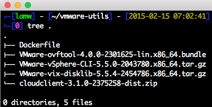 vmware-utils-docker-container-0