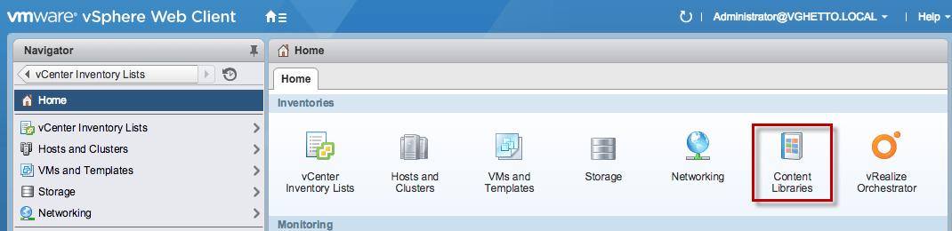 vGhetto-S3-Nested-ESXi-Content-Library-0