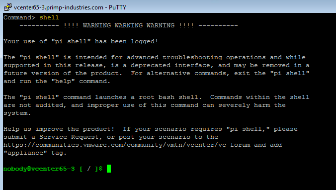 Enabling shell access for Active Directory users via SSH to