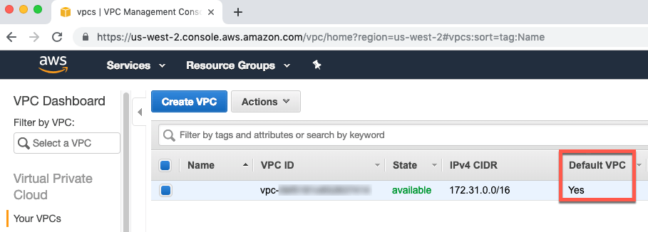 Running sk8s (Simple Kubernetes) on VMC with an AWS Elastic