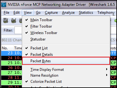 Troubleshooting slow network applications with Wireshark