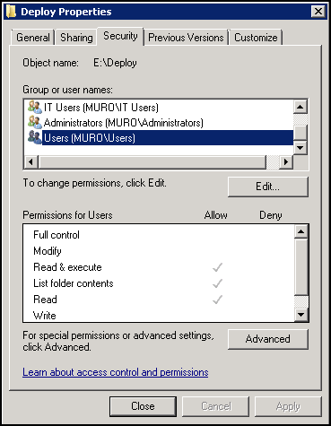 Deploying UltraVNC within an Active Directory environment using