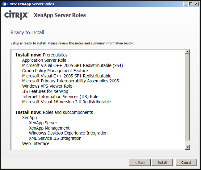 Install and Configure Citrix XenApp 6 5 - Virtually Impossible