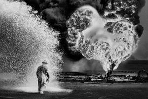 Kuwait. Un deserto in fiamme.