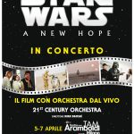 "STAR WARS – A new hope"" IN CONCERTO"