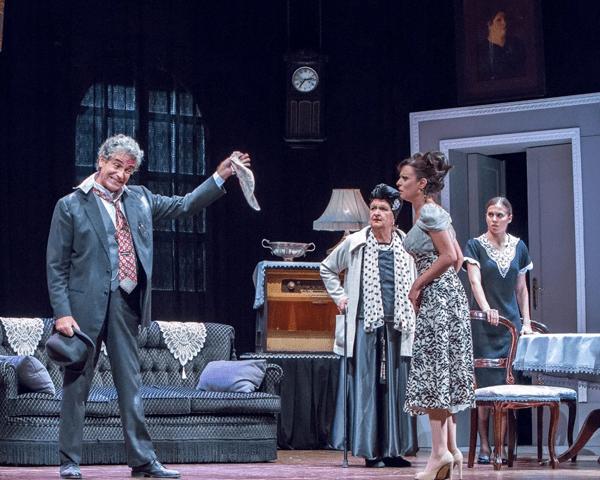 Teatro Manzoni, la nuova stagione
