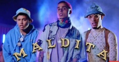 Josephlee Milly Ankhal – Maldita (Video Oficial)