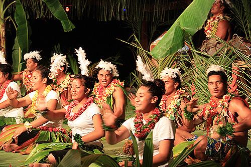 Polynesians in Tonga photos