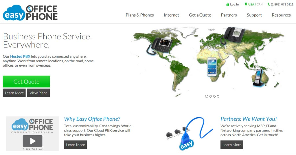 Easy Office Phone Full Review | Virtual Hosted PBX Phone Systems