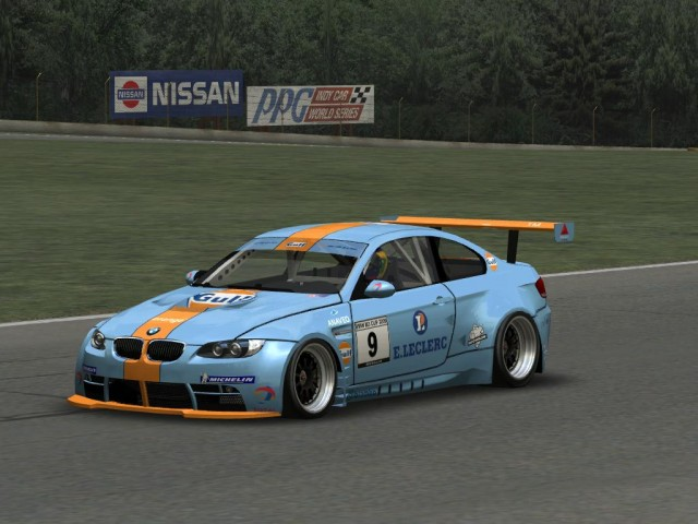 BMW M3 E92 Cup 2009 For RFactor Released