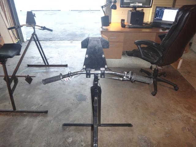 IASystems Motorcycle Controller Photos Video 100 Independent Sim Racing News