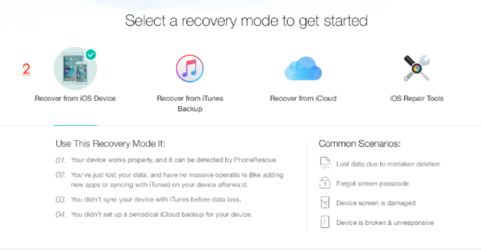 Recover Deleted Pictures And Videos From iPhone