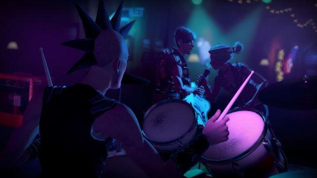 Download Rock Band VR Oculus Rift
