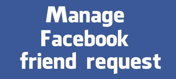 facebook friend requests