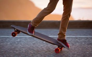 best and cheap electric skateboard 6