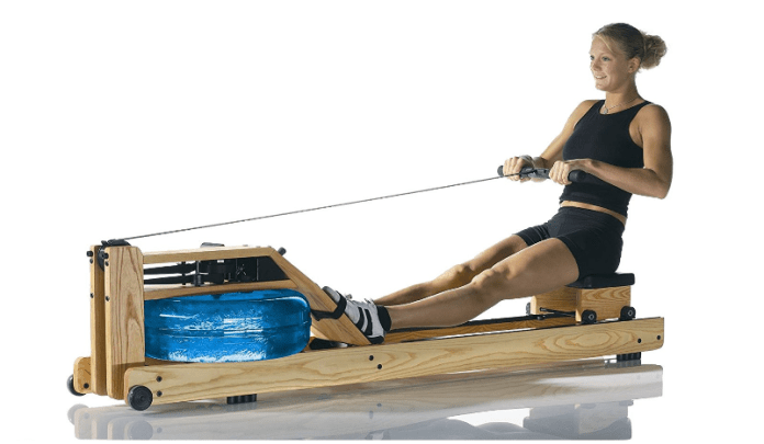 used concept 2 rower 1