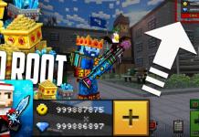 PIXEL GUN 3D MOD APK android