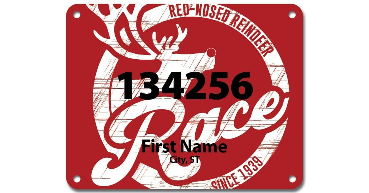 Red-Nosed Reindeer Race Challenge 3