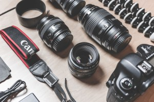 Use the best photography equipment