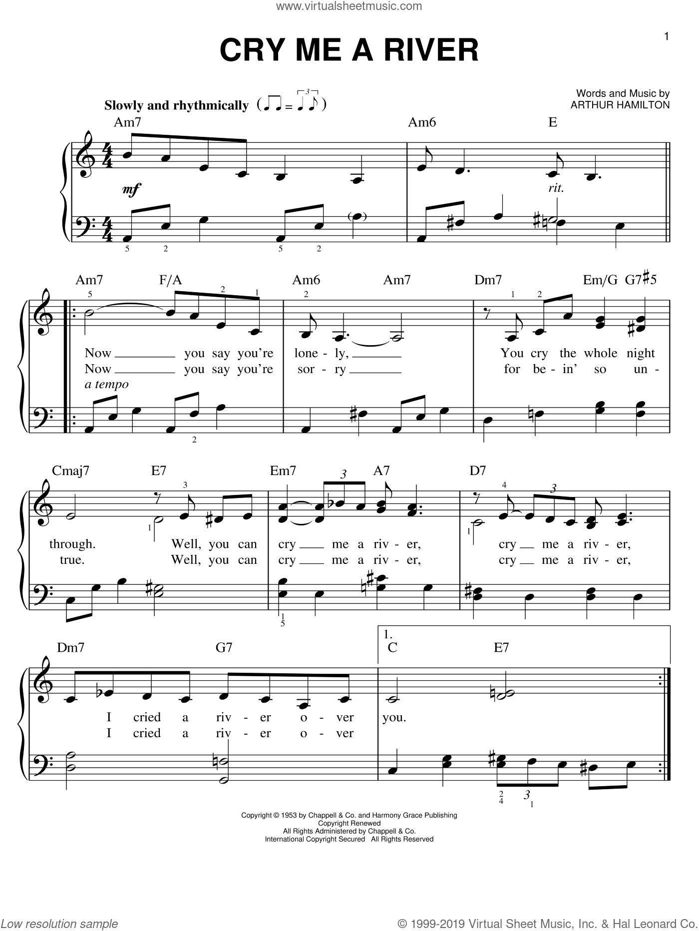 Jazz Standards Sheet Music Free
