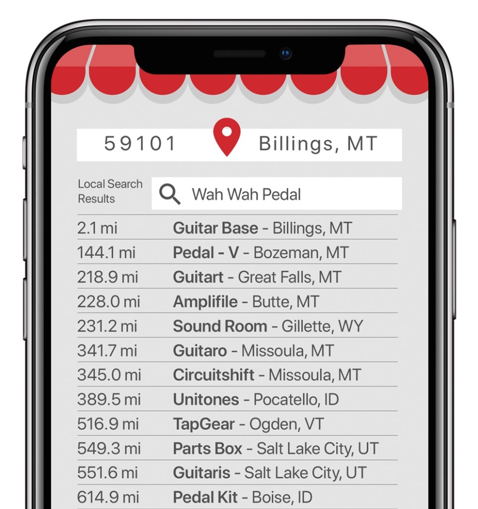 Local Search Directory - Virtual Storefronts