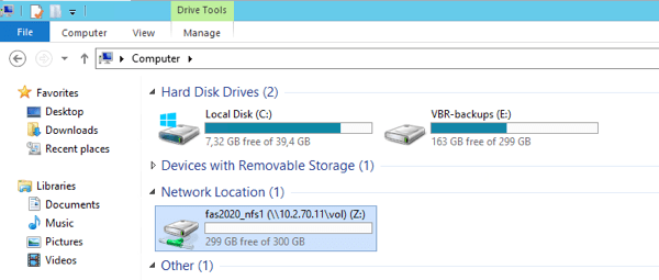 Veeam Extract Utility, quick restores without the Veeam