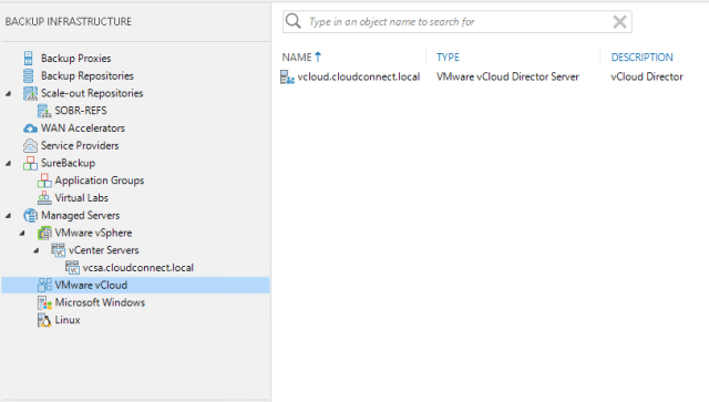 Automated Veeam Cloud Connect deployment: 3 - connect to