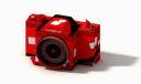 Paper pinhole camera